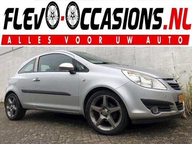 Opel Corsa 1.4-16V Cosmo LPG G3 NAP APK Airco Cruise Trekhaak