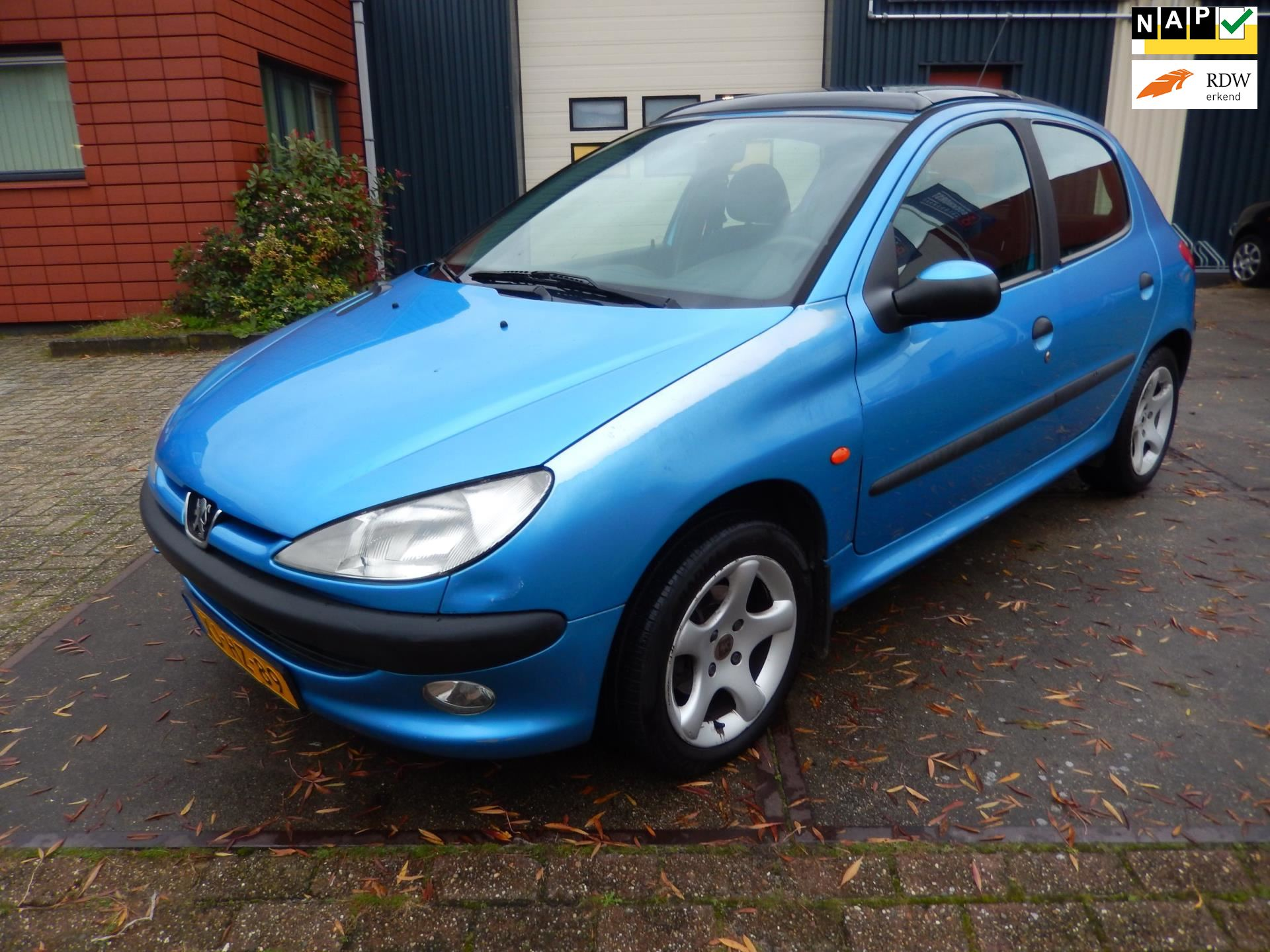 Peugeot 206 occasion - Auto Discount Zwolle