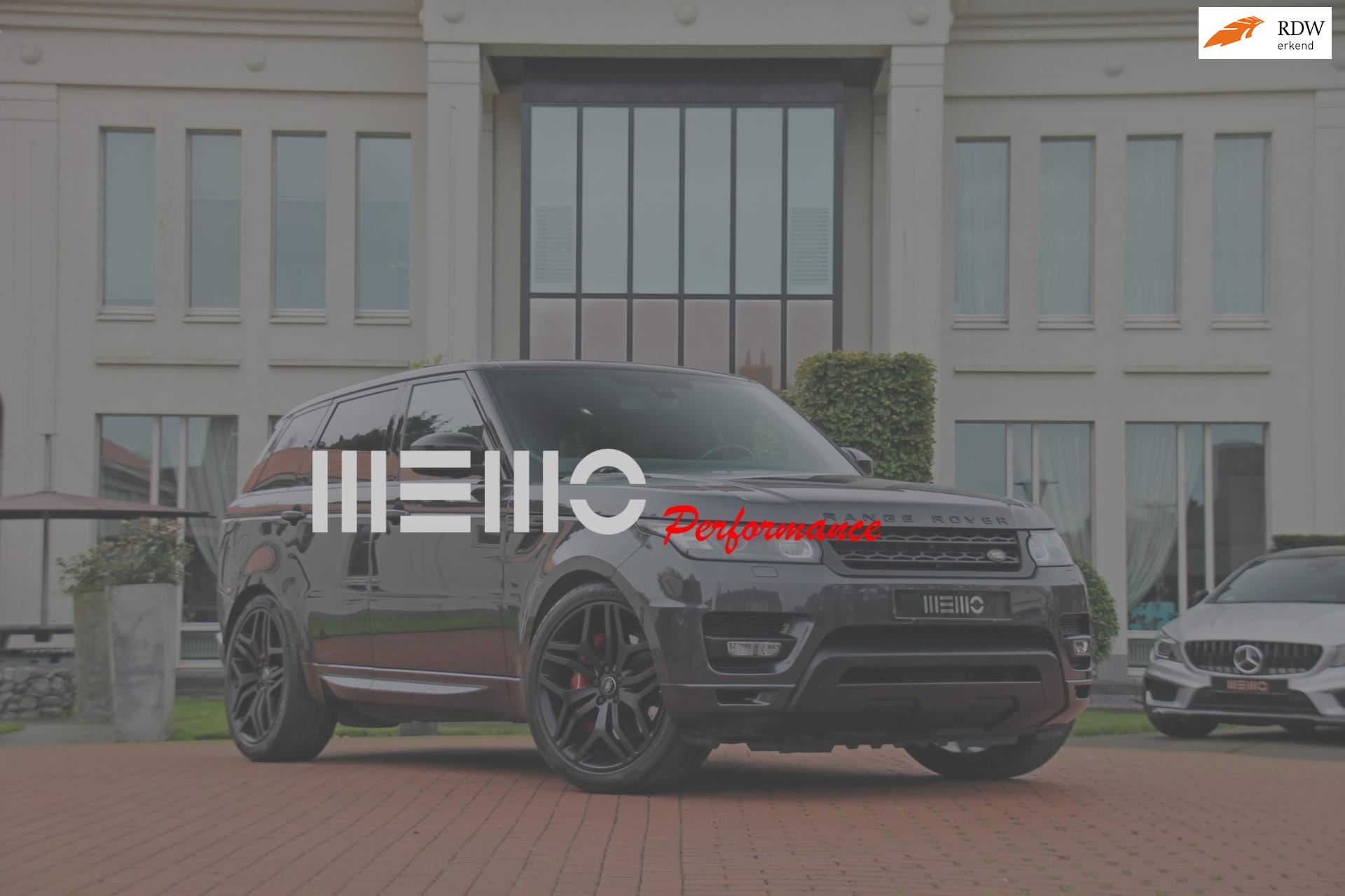 Land Rover Range Rover Sport occasion - Memo Performance