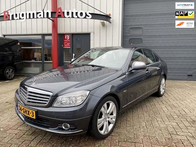 Mercedes-Benz C-klasse 180 K Business Class Elegance