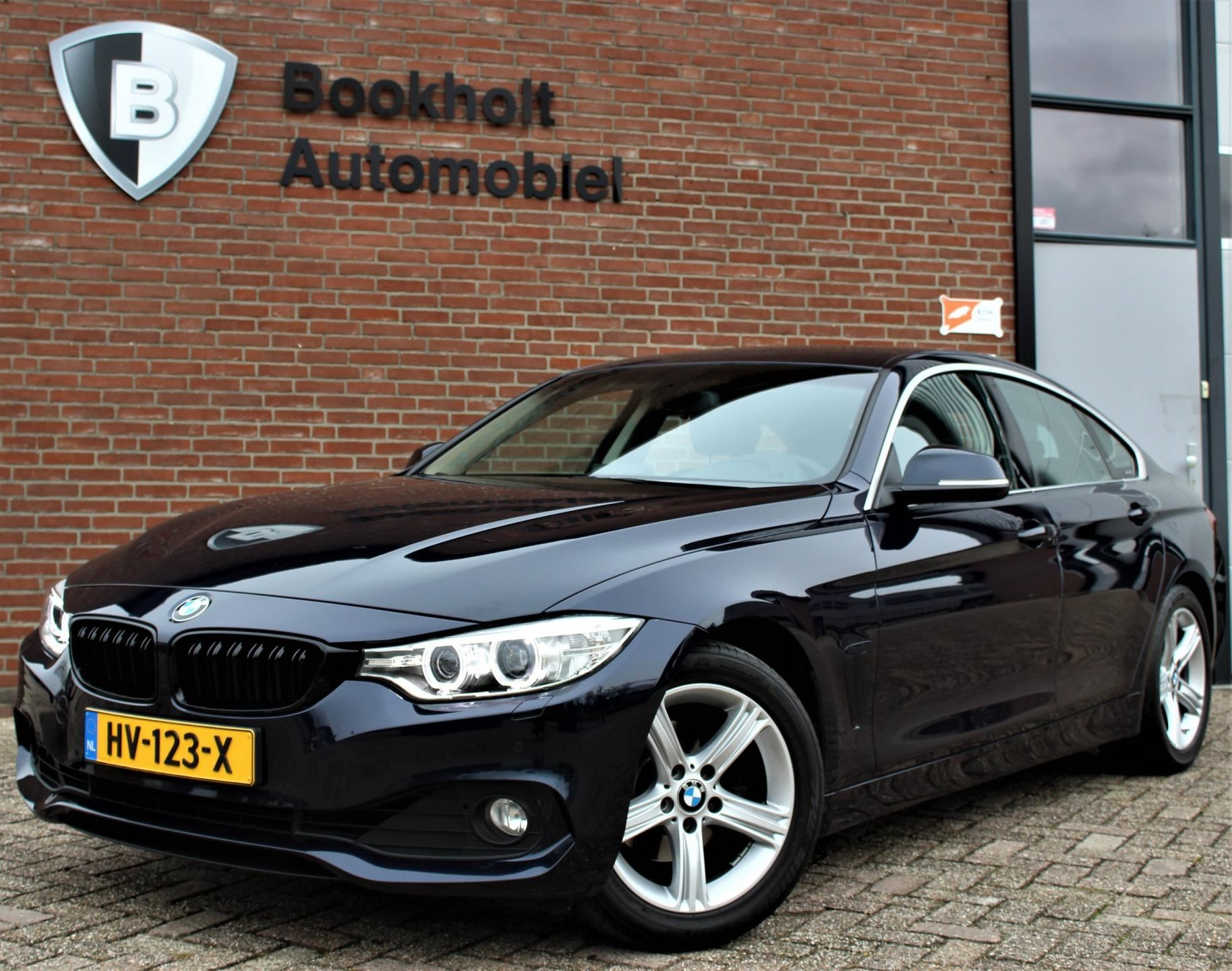 BMW 4-serie Gran Coupé occasion - Bookholt Automobiel