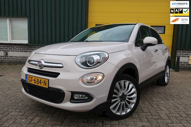 Fiat 500 X occasion - RVJ Automotive