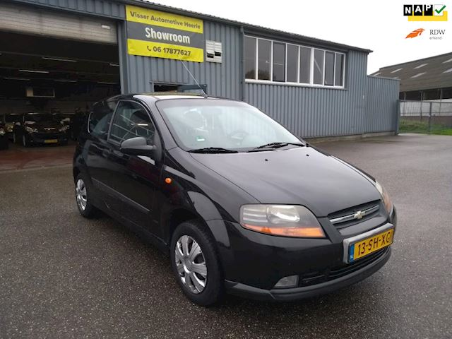Chevrolet Kalos occasion - Visser Automotive Heerle