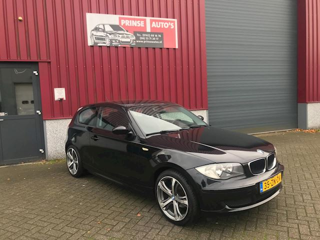 BMW 1-serie 116i Introduction