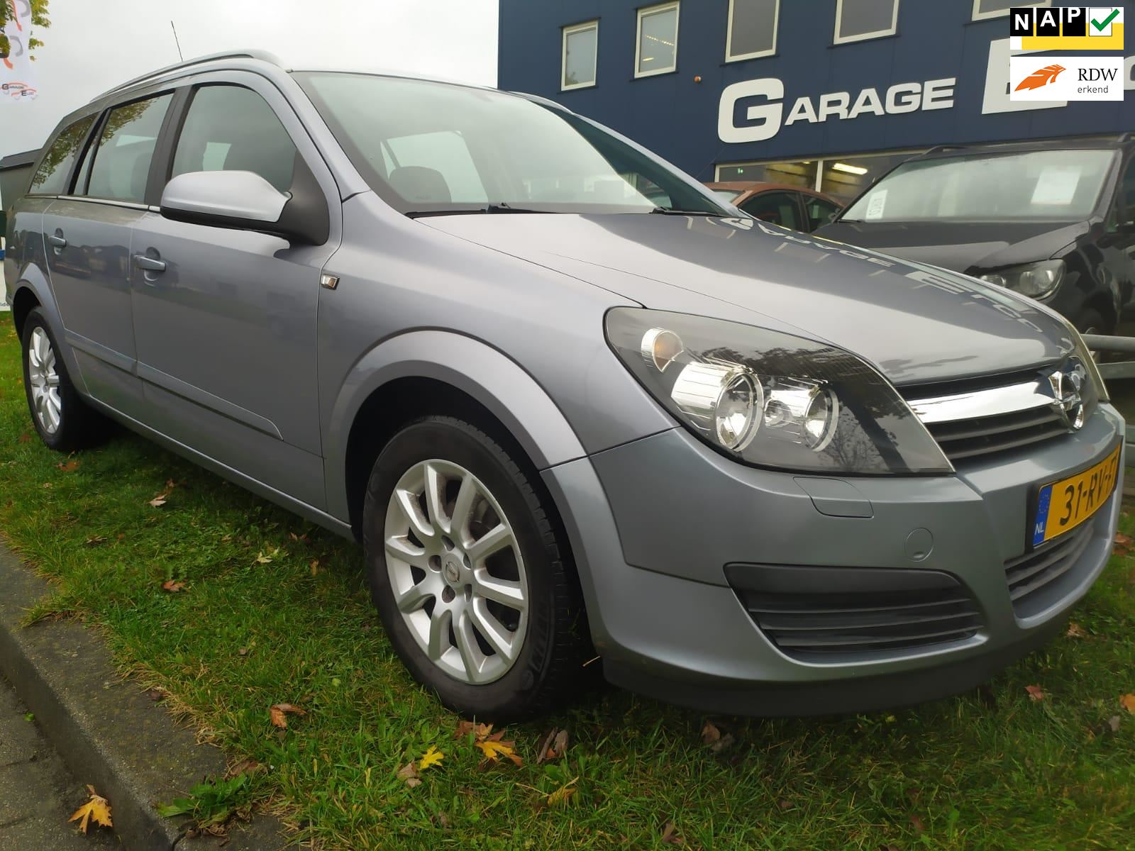 Opel Astra Wagon occasion - Garage Elco