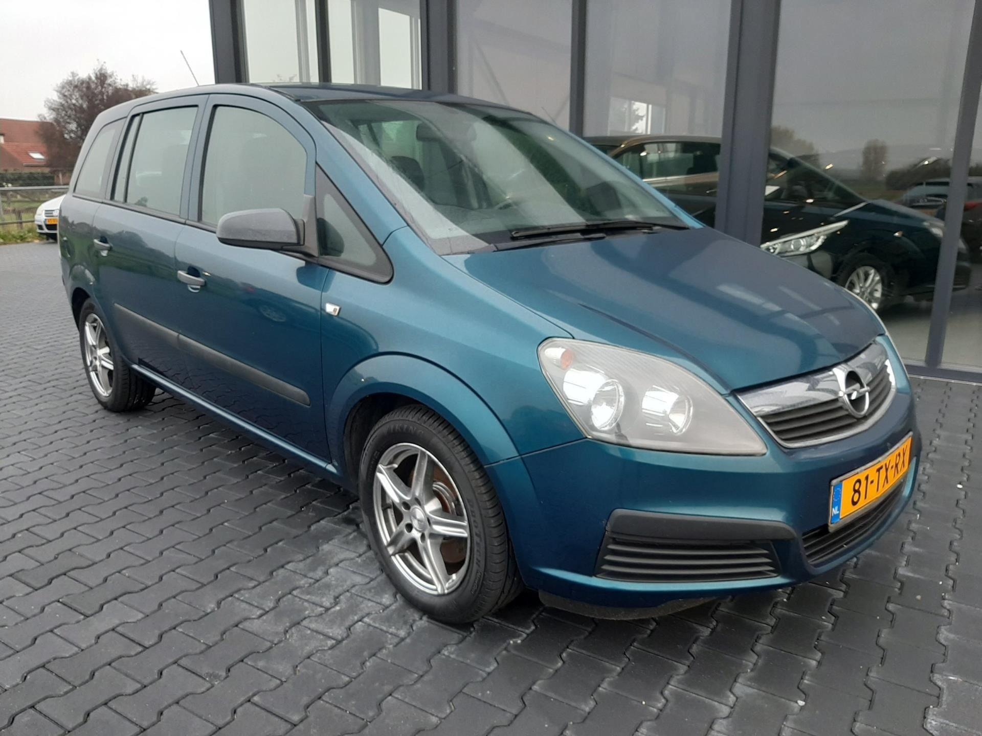 Opel Zafira occasion - Auto Spaan