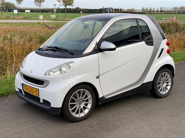 Smart Fortwo coupé 1.0 Passion