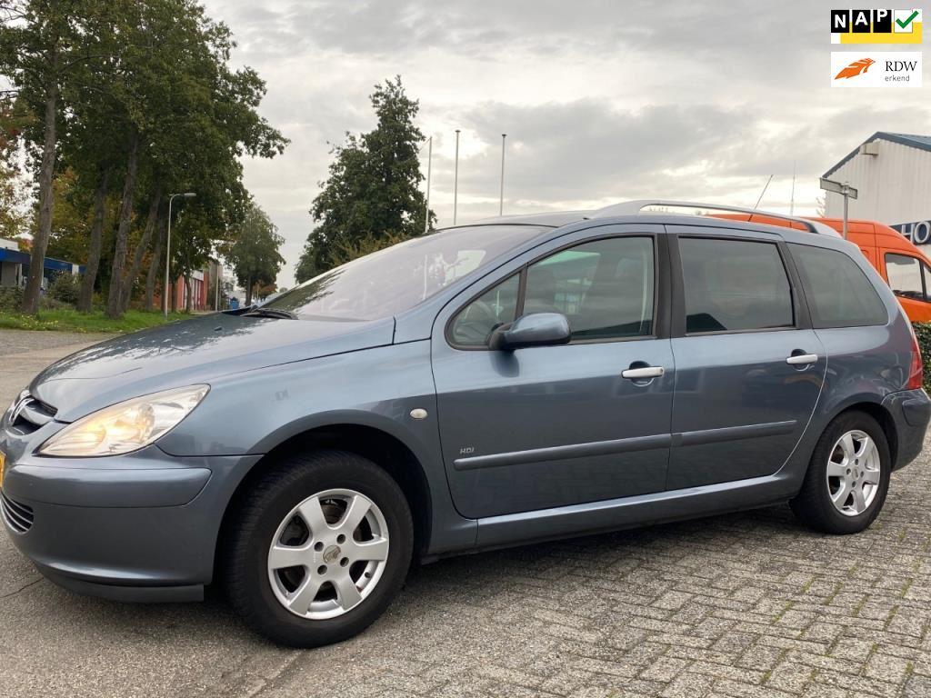 Peugeot 307 SW occasion - Van Emden Auto`s