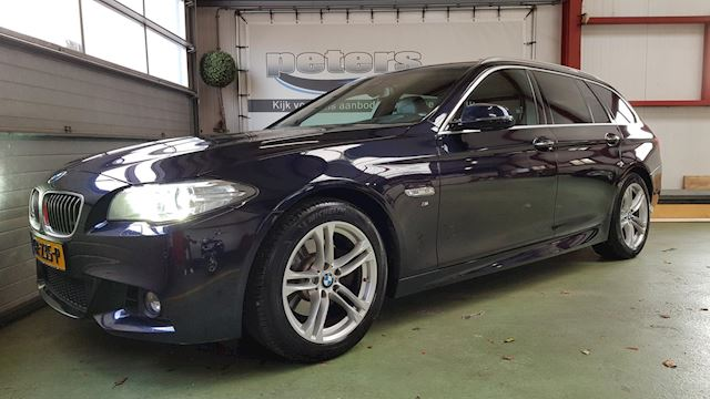BMW 5-serie Touring occasion - Peters Auto's