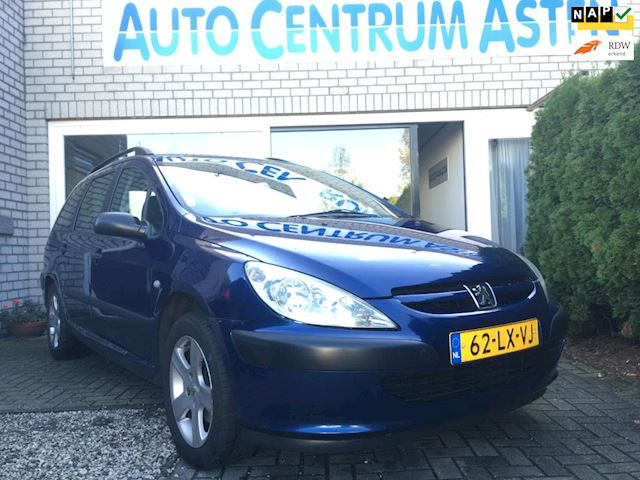 Peugeot 307 Break 1.6-16V XR Keurige auto