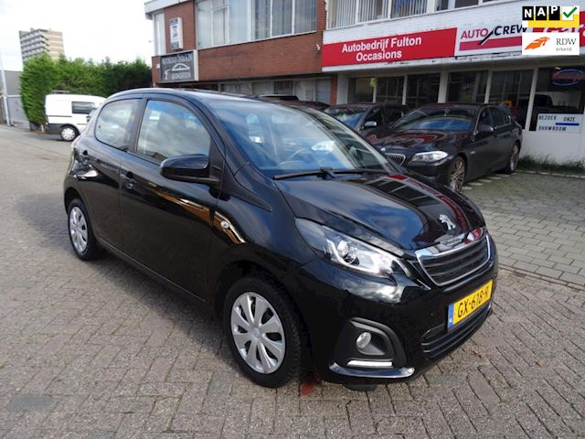 Peugeot 108 1.0 e-VTi Blue Lease/5drs/Airco/Cruise/Bluetooth