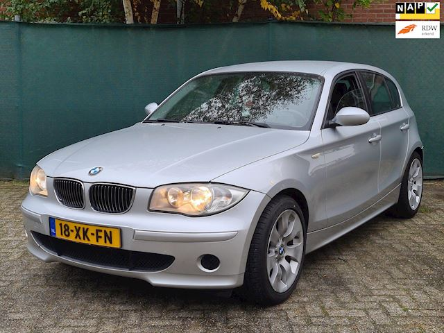 BMW 1-serie 118i Business Line I.Z.G.ST.