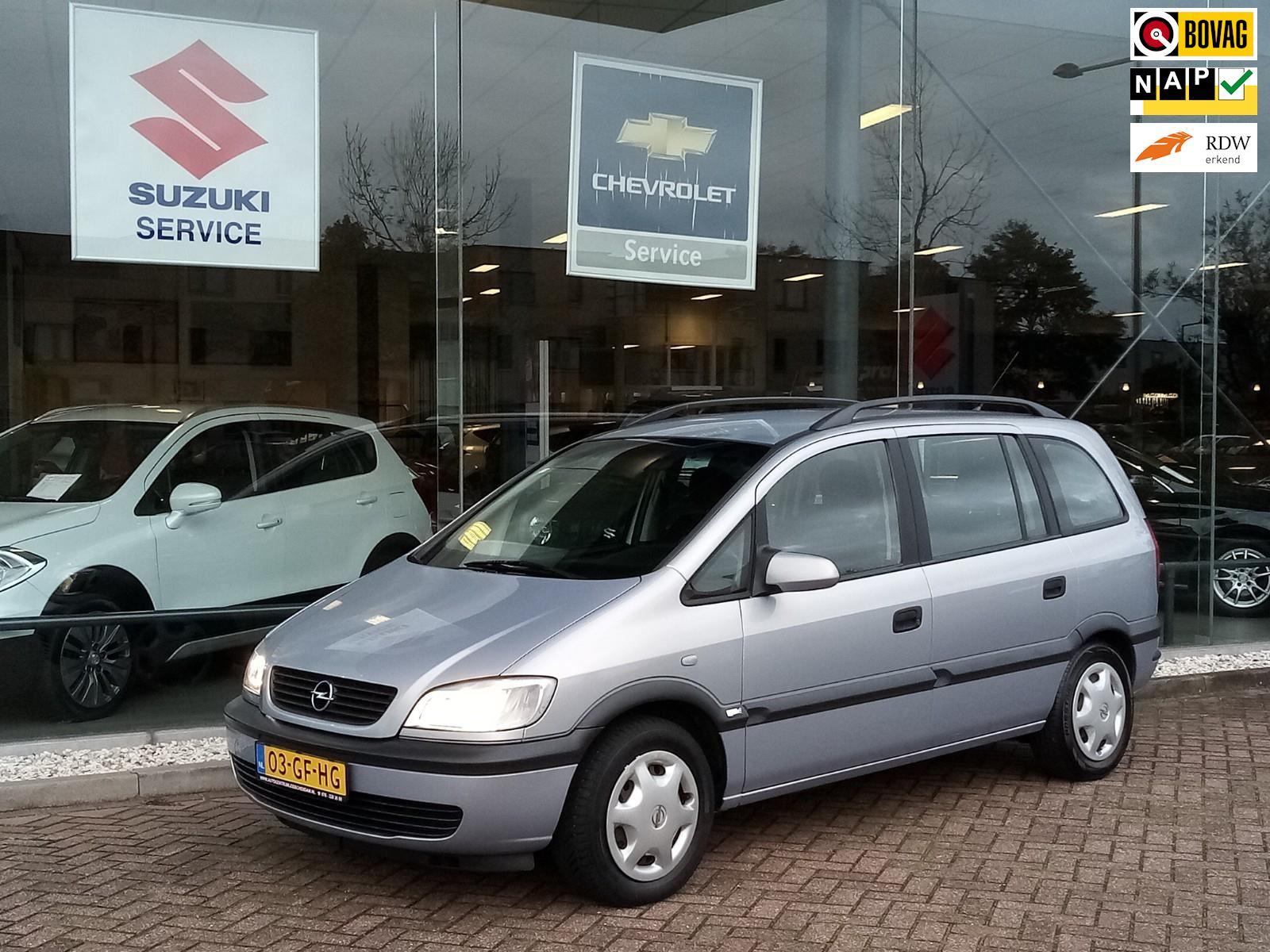 Opel Zafira occasion - Auto Centrum Leidschendam