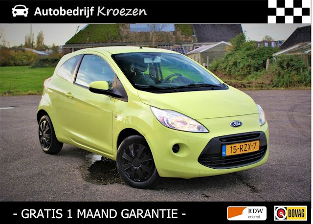 Ford Ka 1.2 Cool & Sound start/stop  * Org NL auto * Airco *