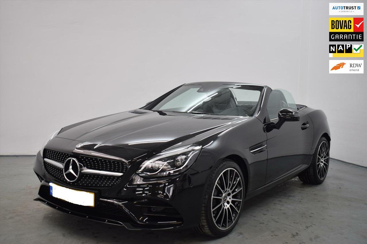 Mercedes-Benz SLC occasion - Autocentrum Descendre