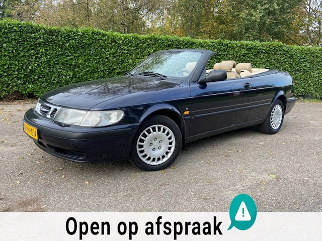 Saab 9-3 Cabrio 2.0t S Limited Edition / Automaat