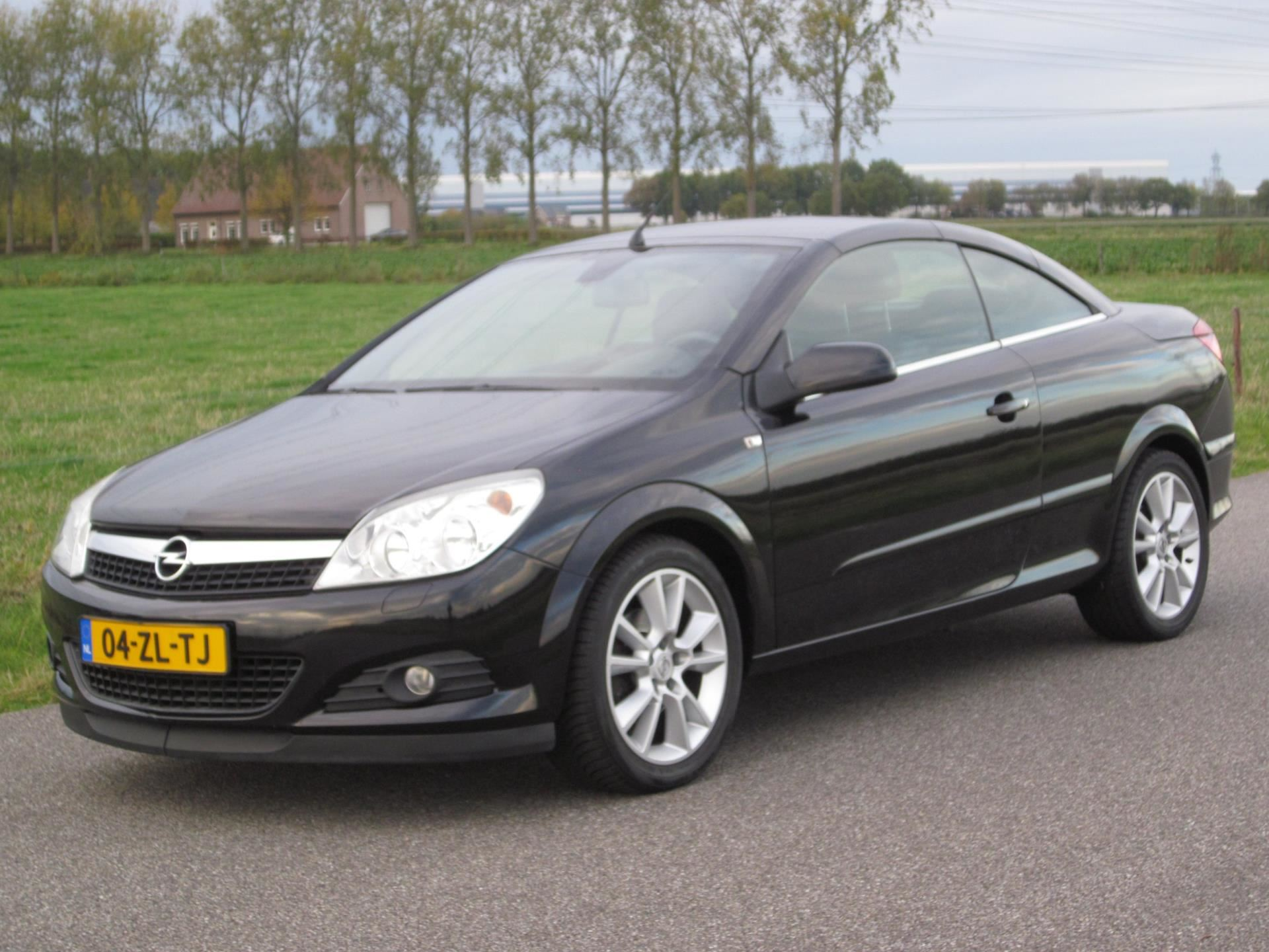 Opel Astra TwinTop occasion - Auto4Motion