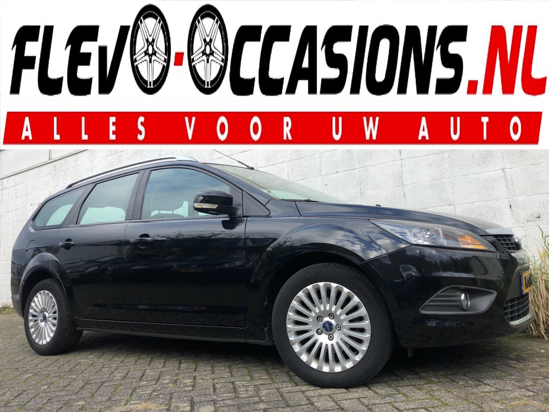Ford Focus Wagon occasion - Flevo Occasions