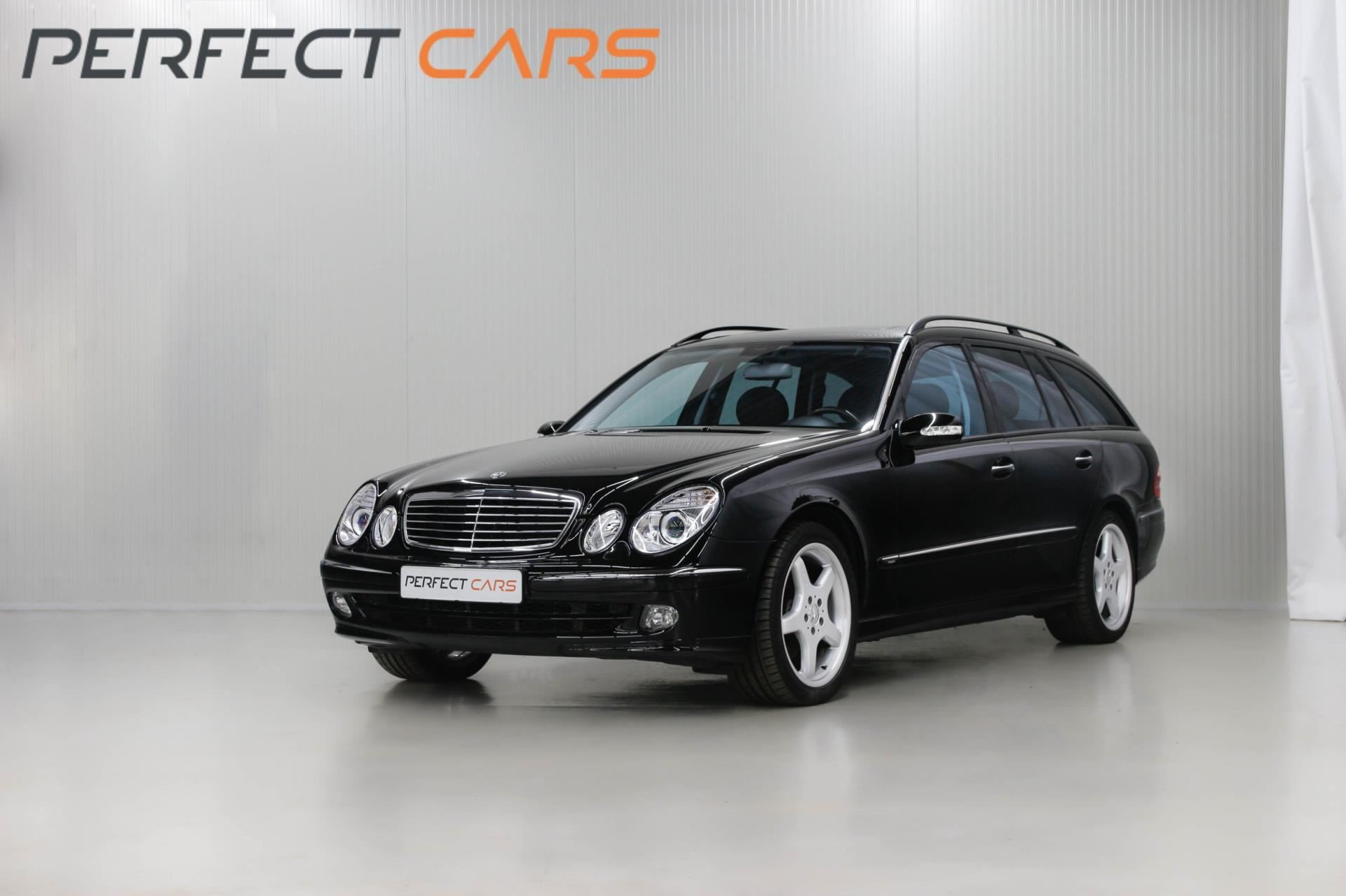 Mercedes-Benz E-klasse Combi occasion - Perfect Cars