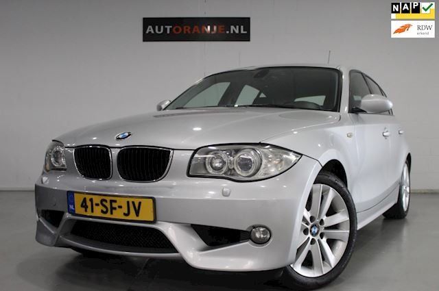 BMW 1-serie 120i High Executive Leer, Cilma, Cr Control, NAP!!