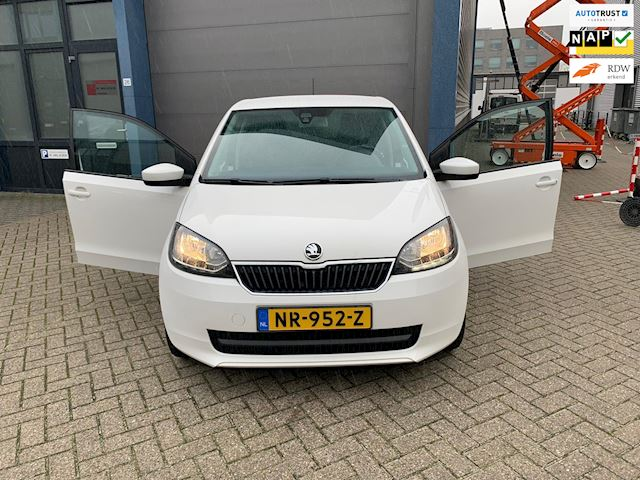 Skoda Citigo 1.0 Greentech Ambition I AIRCO I BLUETOOTH I 5 DRS I DEALER ONDERHOUDEN