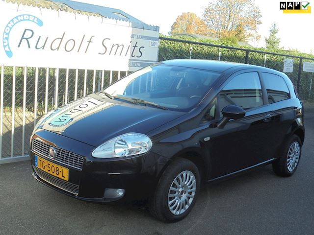 Fiat Grande Punto 1.4 Natural Power CNG gas