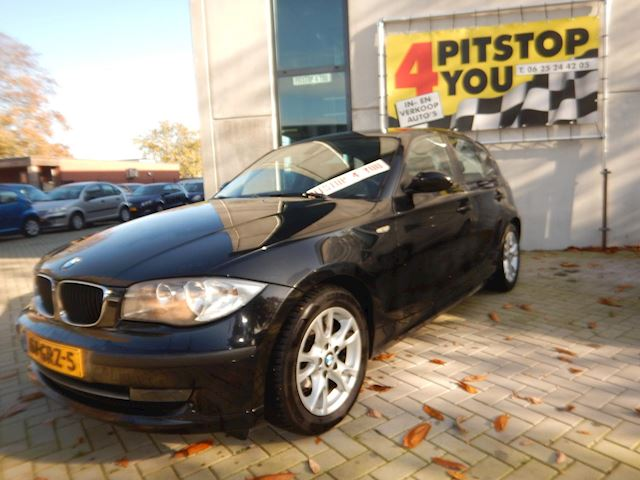 BMW 1-serie 116i Business Line-Nette BMW-165.527KM-N.A.P.!