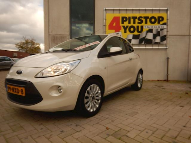 Ford Ka 1.2 Titanium X start/stop-Parelmoer Wit!!