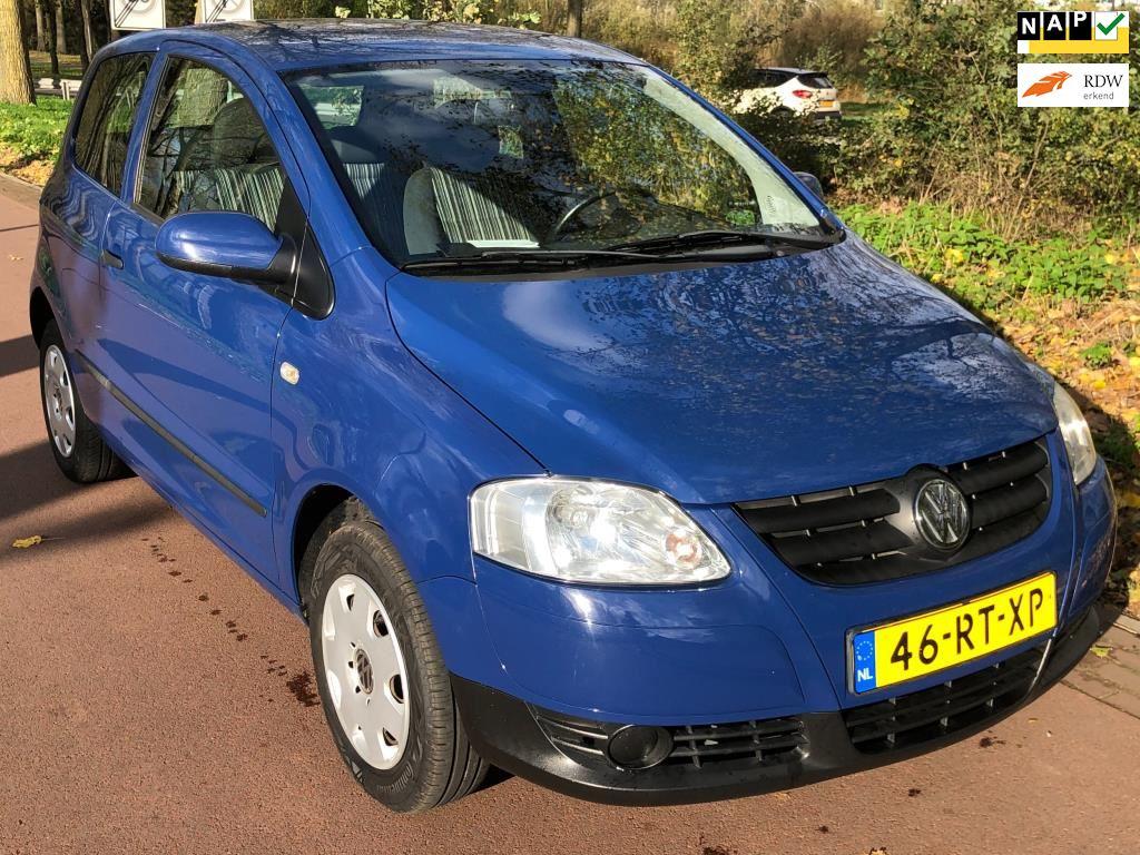 Volkswagen Fox occasion - R&B Auto's