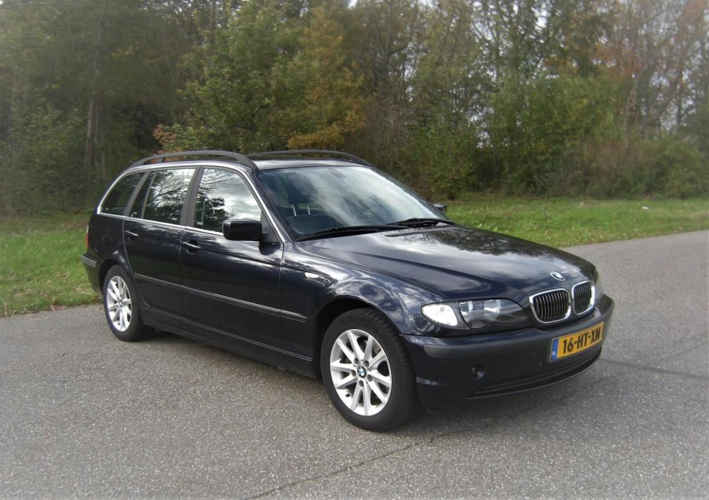 BMW 3-serie Touring occasion - ZZP Autoos