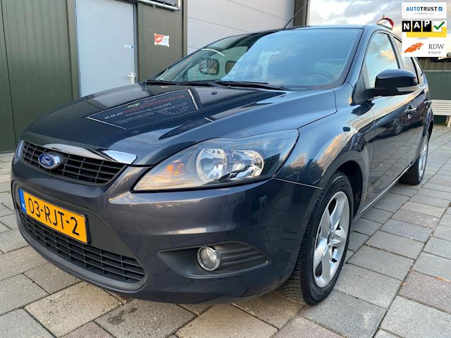 Ford Focus 1.6 Comfort 5D Airco Cruise bj 2011