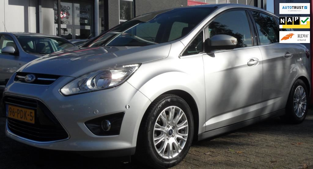 Ford C-Max occasion - Gebo Auto's