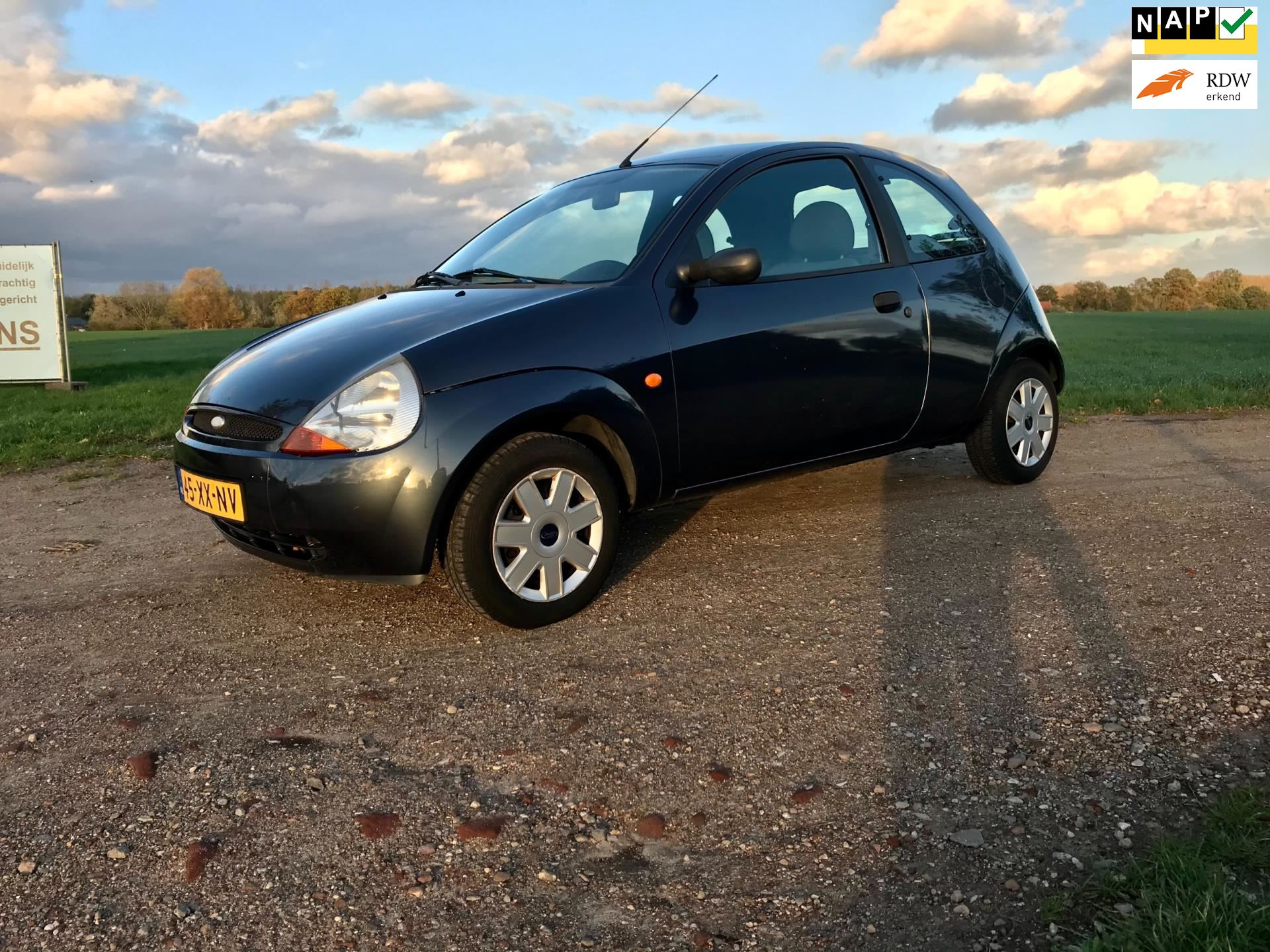 Ford Ka occasion - Second-Cars