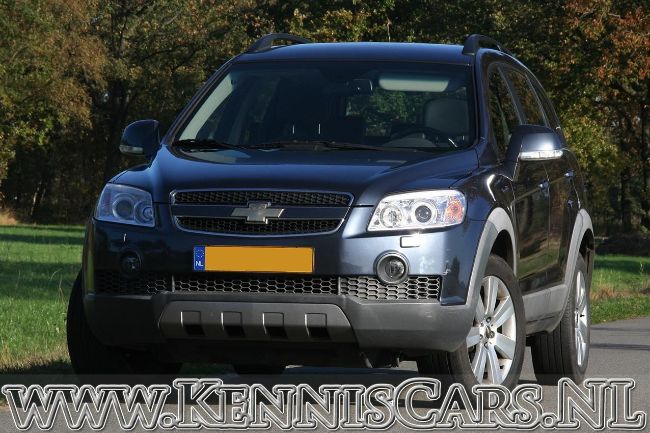 Chevrolet 2008 Captiva 3.2 Automatic occasion - KennisCars.nl