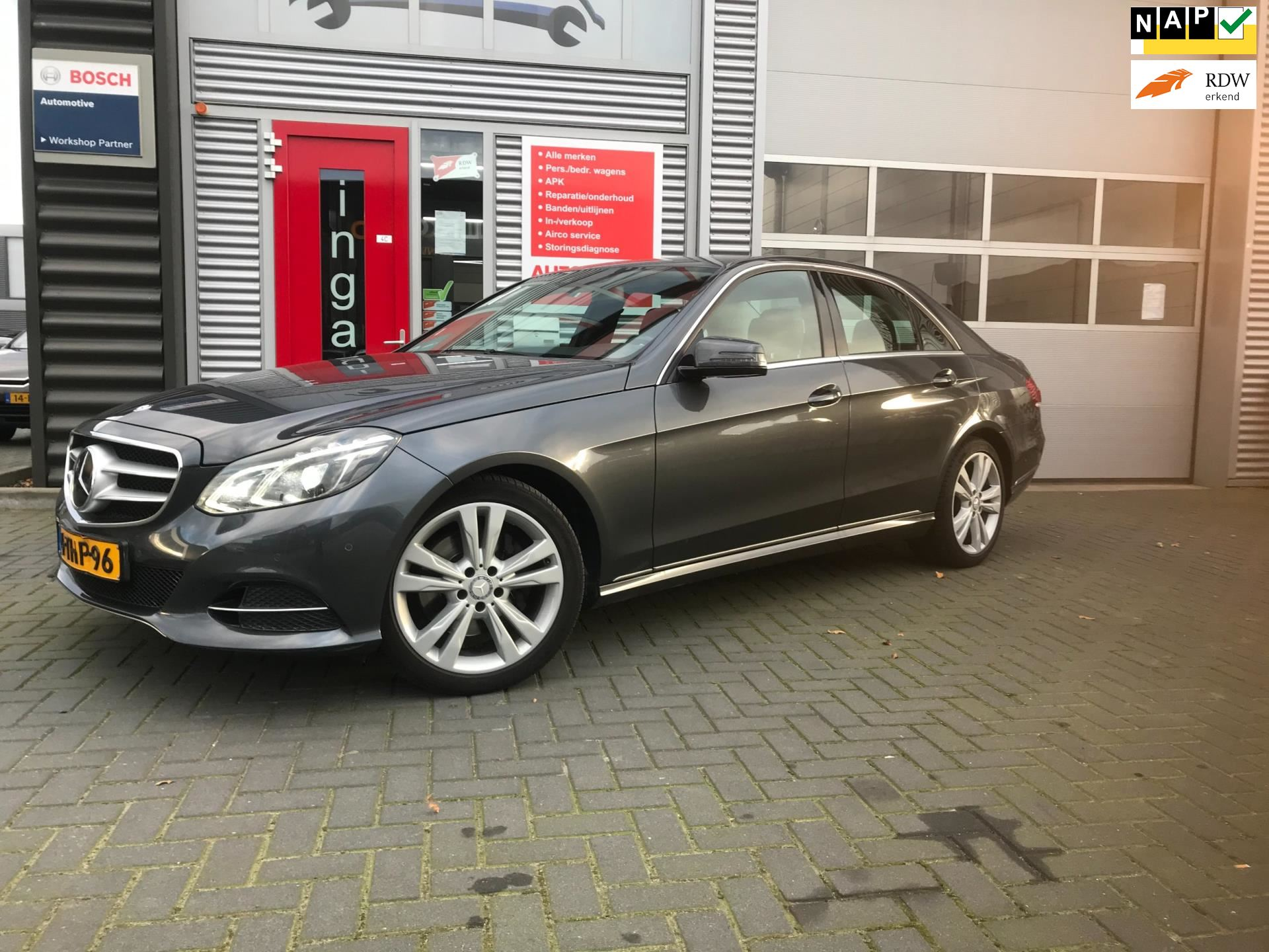 Mercedes-Benz E-klasse occasion - Garage Willemsen
