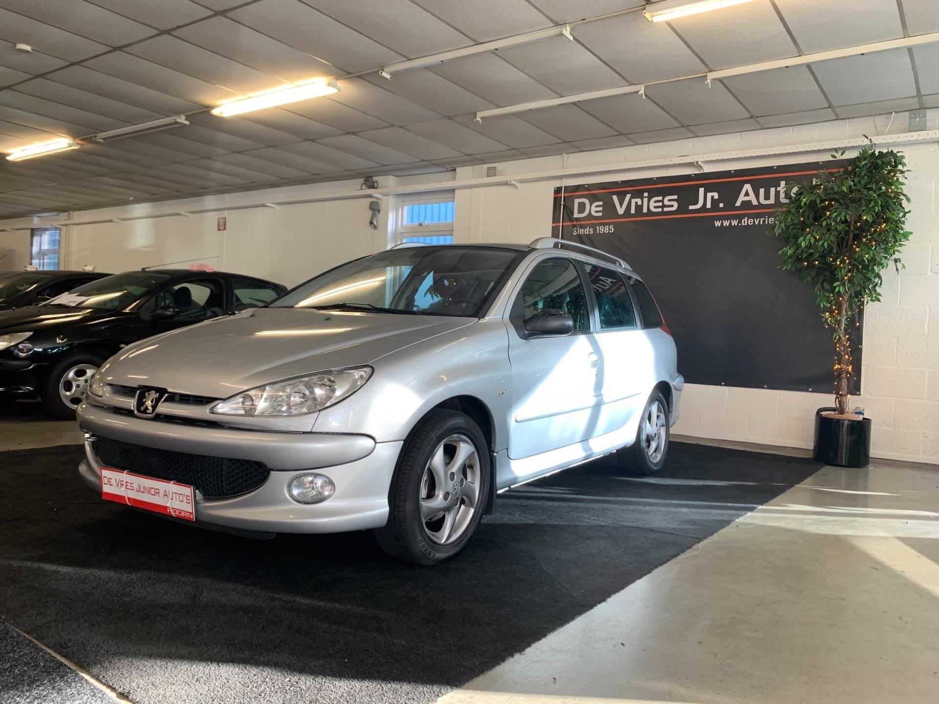 Peugeot 206 SW occasion - De Vries Junior Auto's