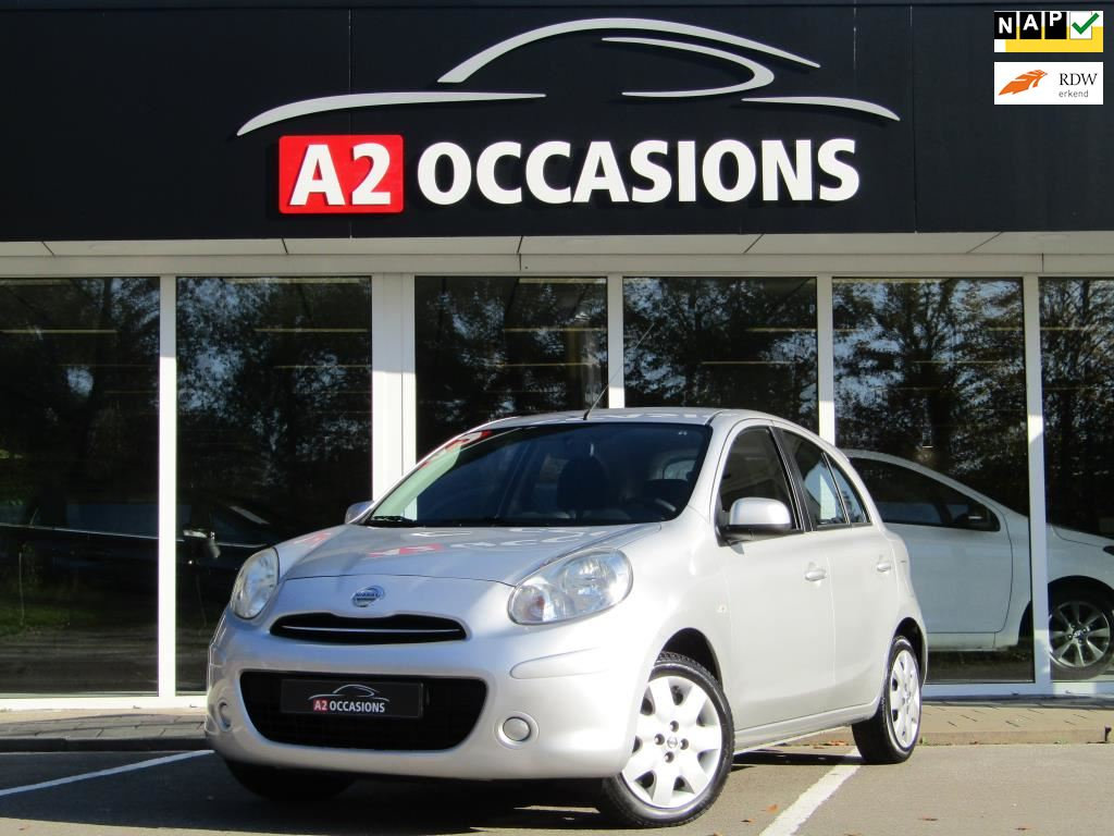 Nissan Micra occasion - A2 Occasions