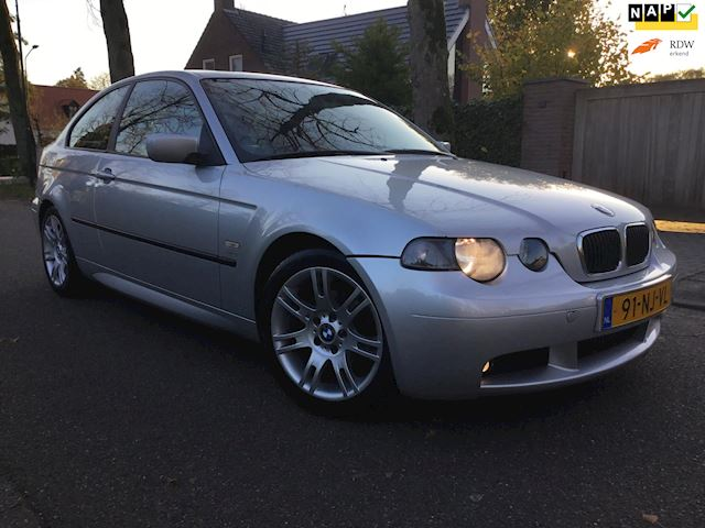 BMW 3-serie Compact occasion - F. Klomp Auto's