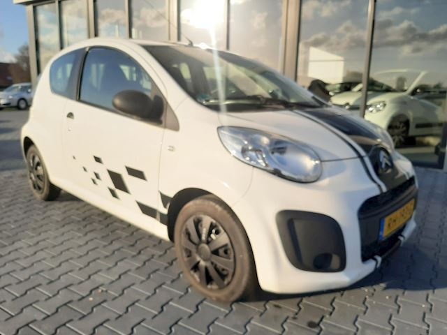 Citroen C1 1.0 Attraction 3 deurs.