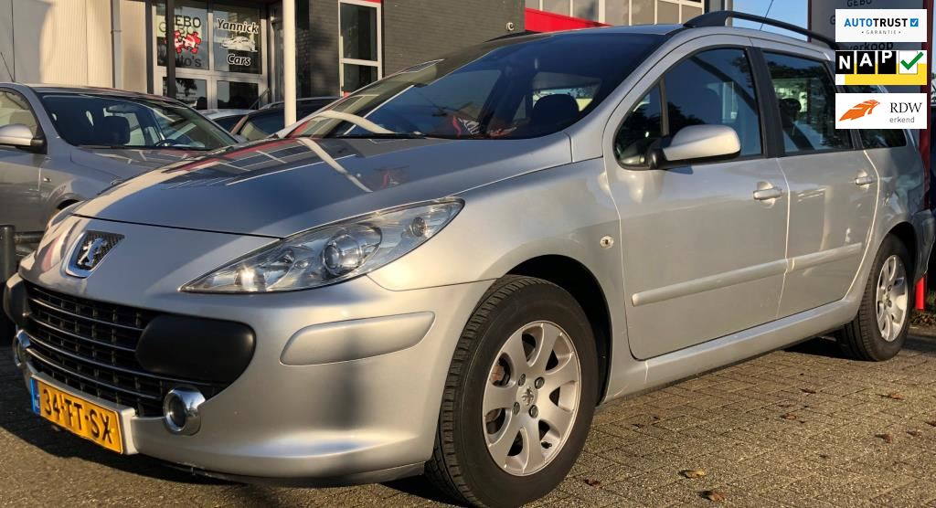 Peugeot 307 Break occasion - Gebo Auto's