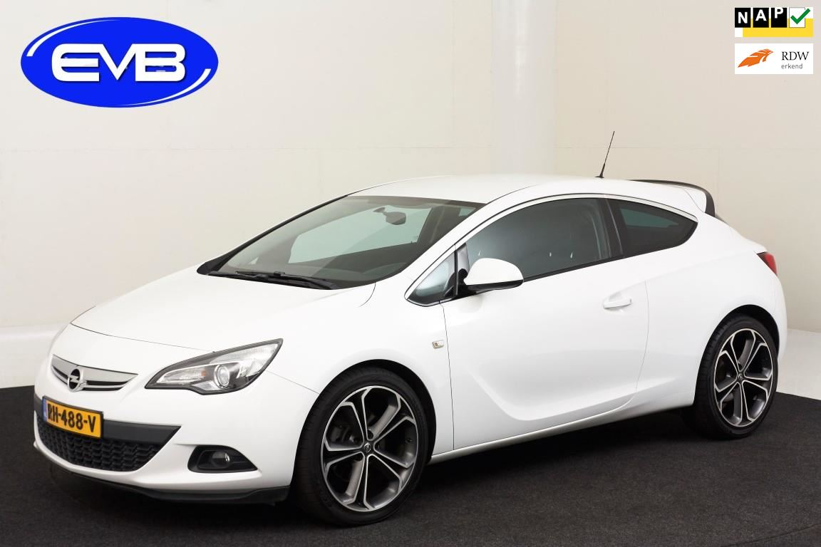 Opel Astra GTC occasion - E. van Boxtel Auto's BV