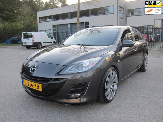 Mazda 3 1.6 Business Plus 18 INCH XENON NAVI !!!