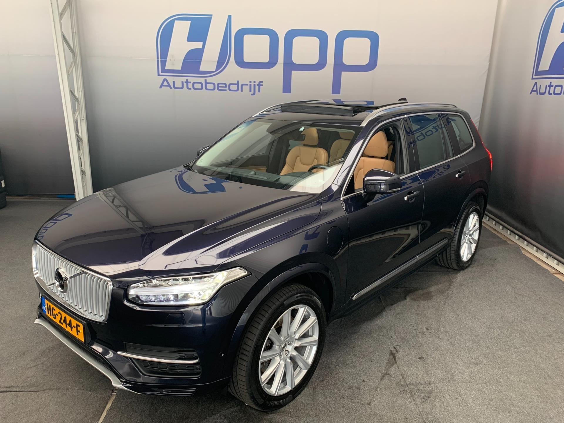 Volvo XC90 occasion - Autobedrijf HOPP
