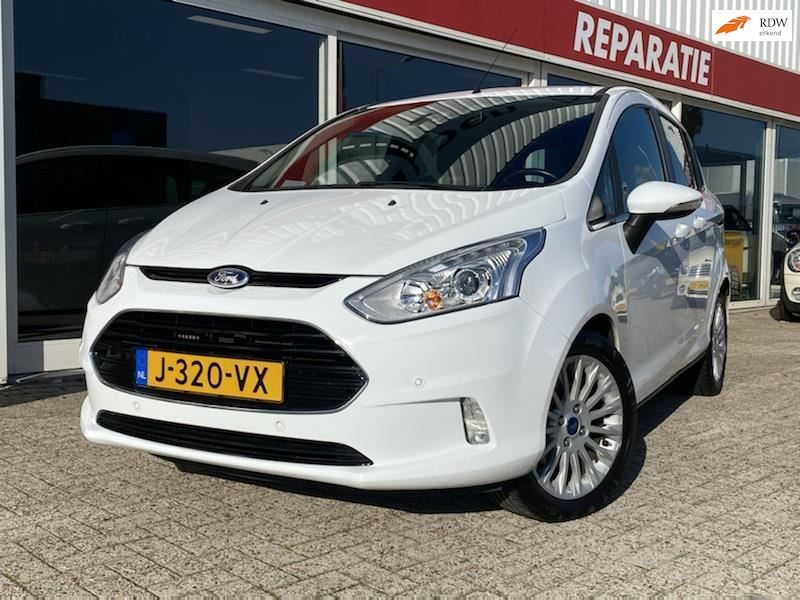 Ford B-Max occasion - Schulpen Autoservice
