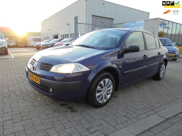 Renault Mgane 1.6-16V Authentique Comfort, Automaat, NAP