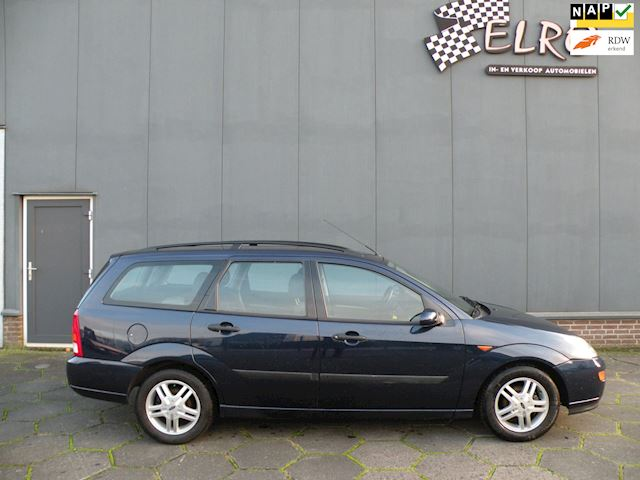 Ford Focus Wagon 2.0-16V Trend
