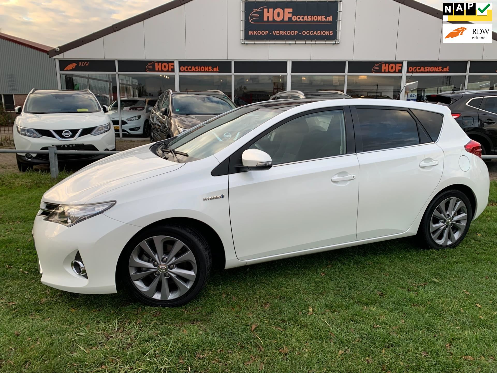 Toyota Auris occasion - Hof Occasions