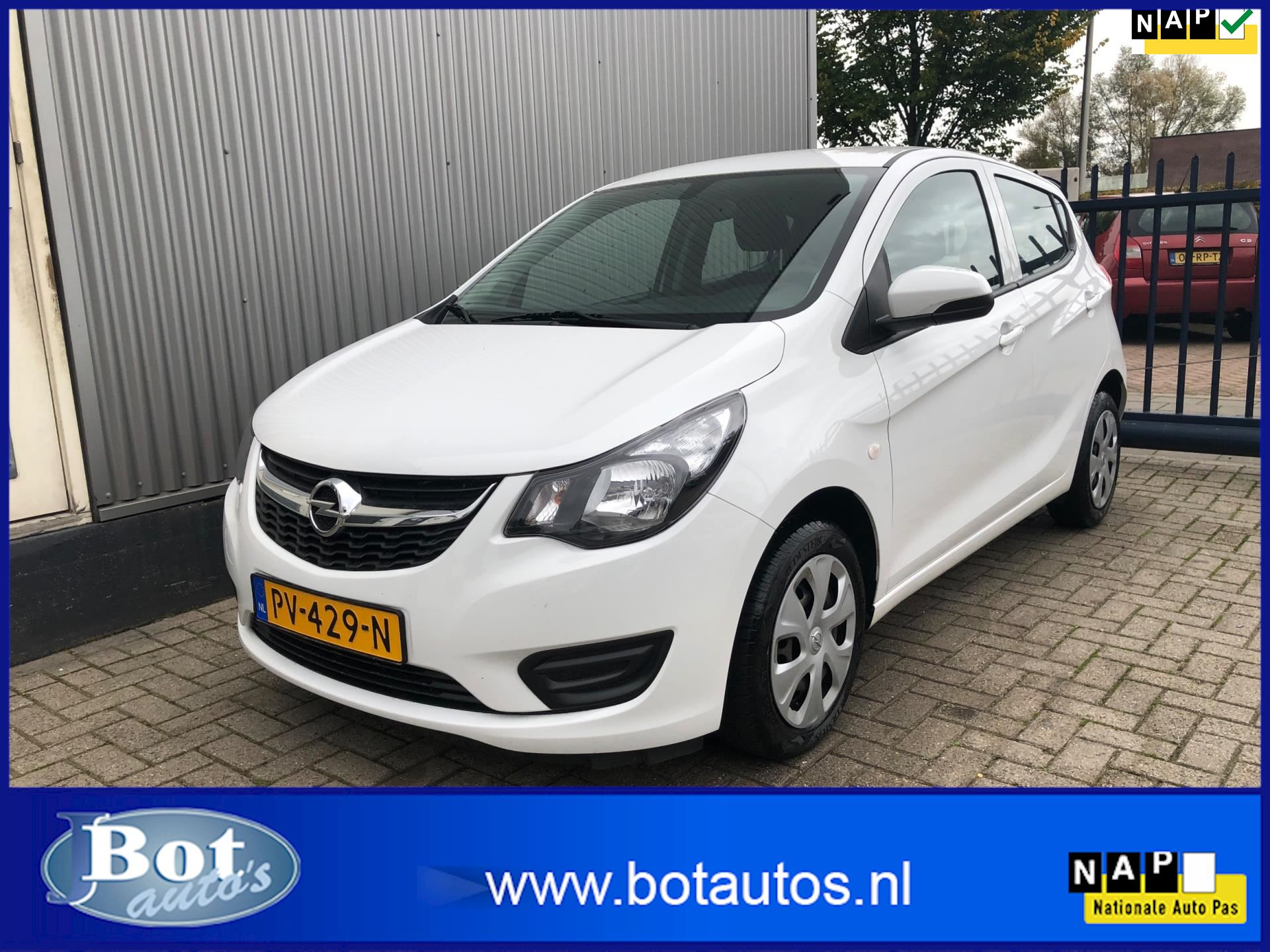 Opel KARL occasion - Bot Auto's