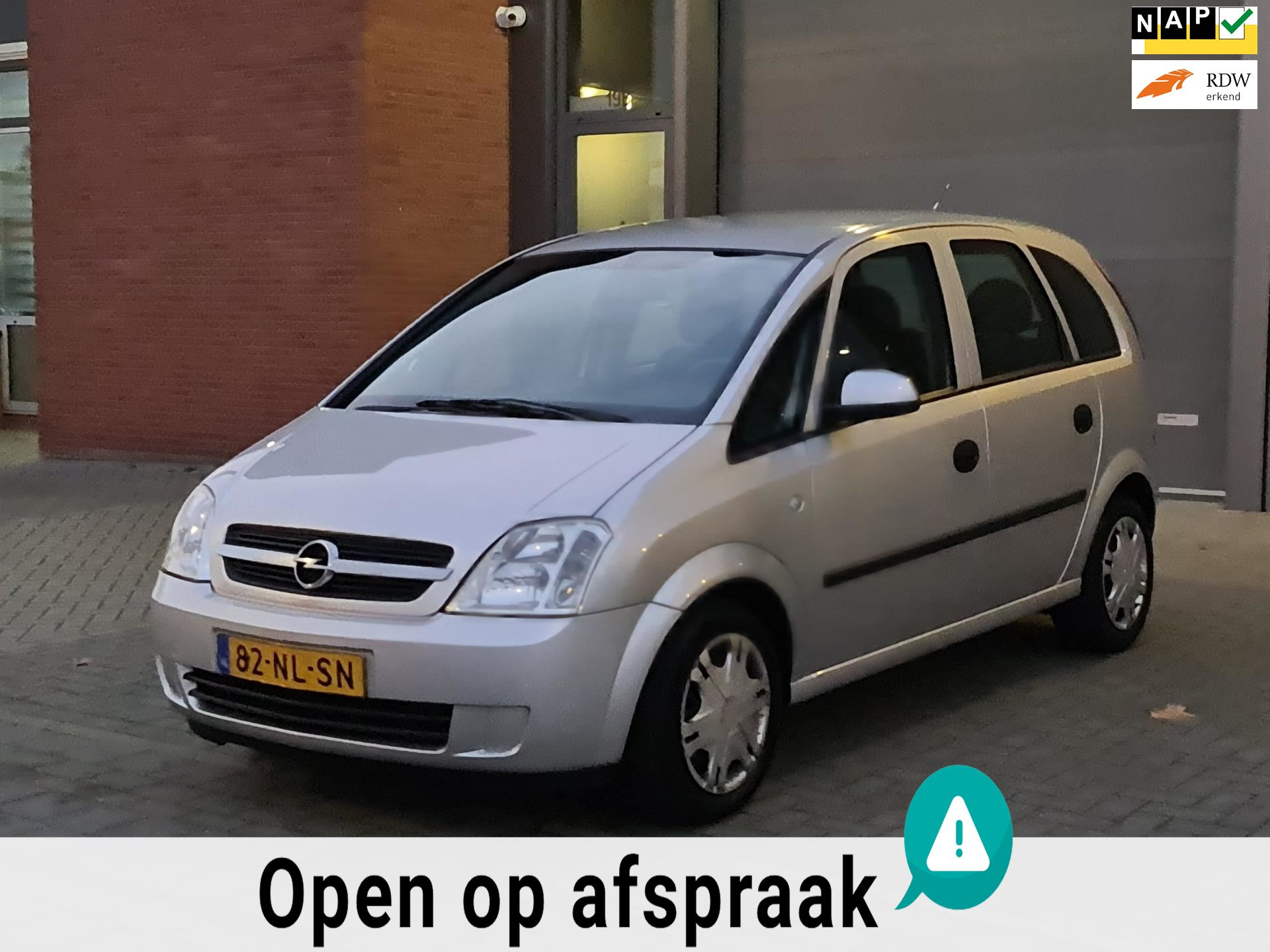 Opel Meriva occasion - Staal Cars