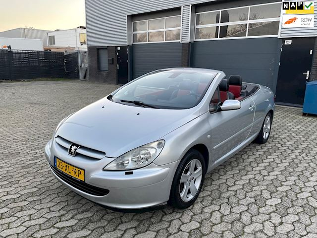 Peugeot 307 CC occasion - City Cars Breda